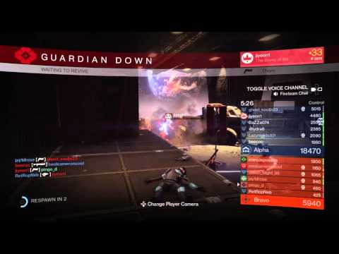 Destiny Crucible Hacker(GodMode)