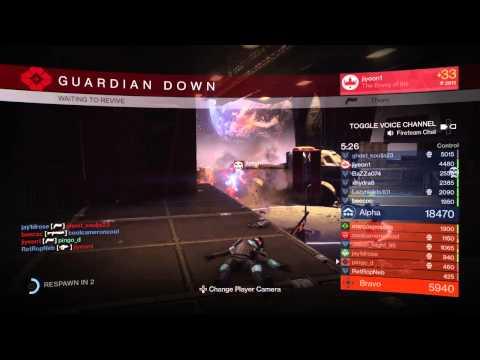 Destiny Crucible Hacker(GodMode)