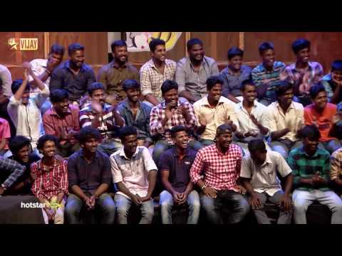 Sarath and Dheena's performance
