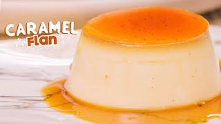 Cách Làm Caramel Flan Thơm Ngậy, Núng Nính Bằng Lò Nướng | Feedy Món Ăn Ngon