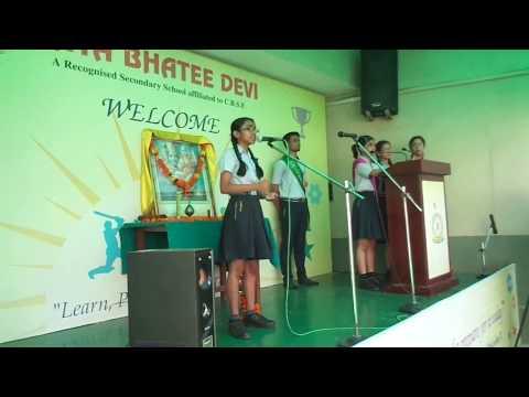 Bharat Ki Beti ka Pakistan Ko Karara Jawaab (Le Sun Mera Jawab) Hindi Kavita