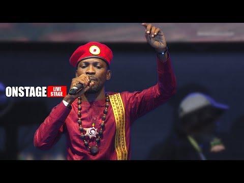 Powerful Moments By Ugandan Freedom Fighter Bobi Wine - Rebel Salute 2019 [Full Performance]