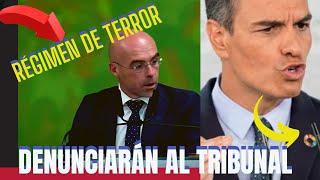 VOX se 👉PRONUNCIA sobre la LEY DE MEMORIA democrática / Buxadé / Estado de Alarma inconstitucional