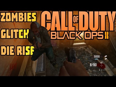 Cod bo2 buried glitches after patch