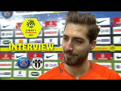 Interview de fin de match :Paris Saint-Germain - Angers SCO ( 2-1 )  / 2017-18