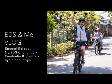 EDS & Me VLOG - Special Episode: Cambodia & Vietnam Cycle Challenge