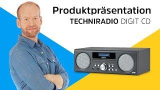 TechniRadio Digit CD