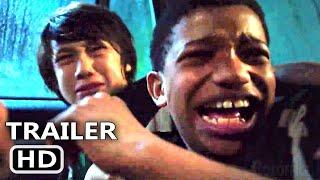 THE BOY BEHIND THE DOOR予告編(2021)スリラー映画