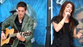 Edita Abdieski-The Key- LIVE