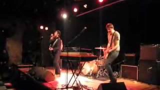 White Circle Crime Club - Live in de Beursschouwburg - Brussel - 10/01/2009