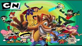 Critica al Cartoon Network tatsächlichen *Con Na