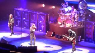 Black Sabbath - Rat Salad/Supernaut/Drum Solo/Iron Man - Edmonton, AB - April 22, 2014