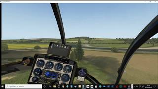 The VSKYLABS Test-Pilot': Cicare-8 Project was just UPDATED to v1.2! Wonky Joystick Productions.