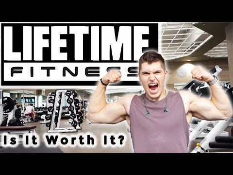 IS LIFETIME FITNESS WORTH IT??? (Lifetime Fitness Review!)