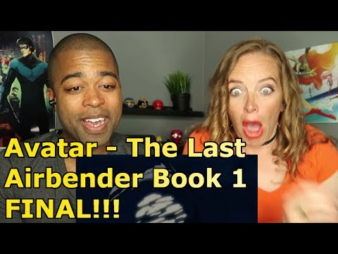 Avatar - The Last Airbender - Book 1 - Chapter 20 - The Siege of the North (Part 2) (Reaction 🔥)