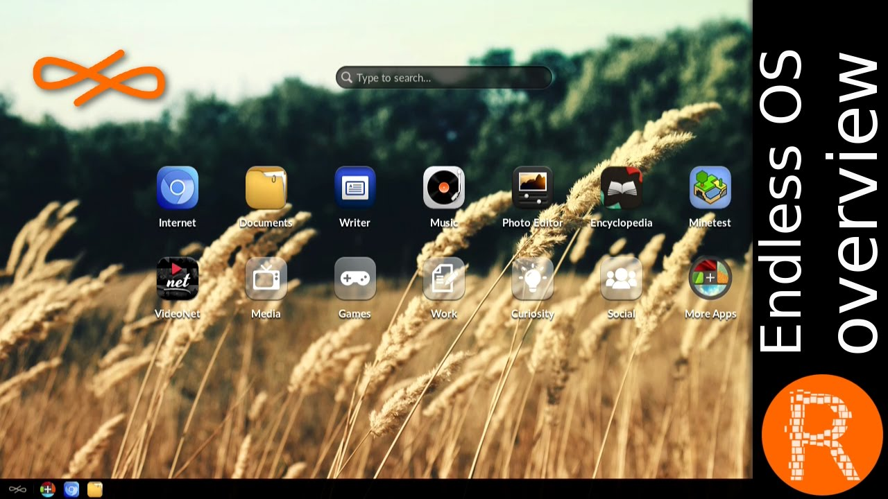 Endless OS overview | The operating system that comes with everything your  family needs
