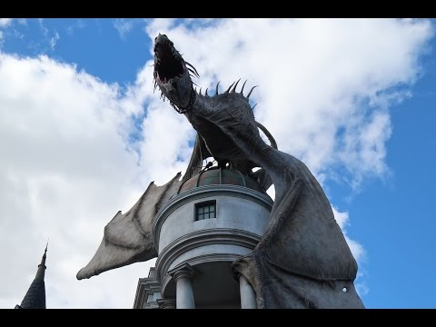 We Had An Awesome Day At Universal Studios Orlando & Islands Of Adventure!