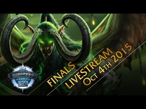 World of Warcraft European Championship 2015 – Final