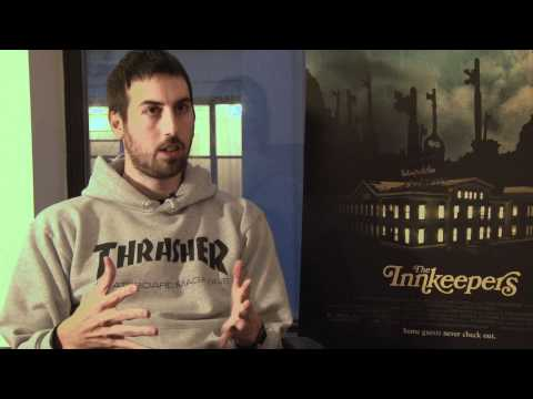 Ti West  Director/Writer/Editor Of The House Of The Devil & The Innkeepers