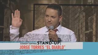 connectYoutube - Jorge Torres El Diablo Comedy Central Latinoamerica