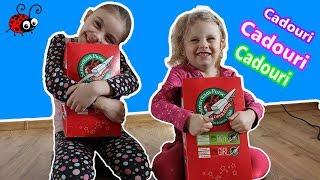 2 Cutii cu Cadouri pentru Melissa si Jasmina   Ce surprize gasim in ele?