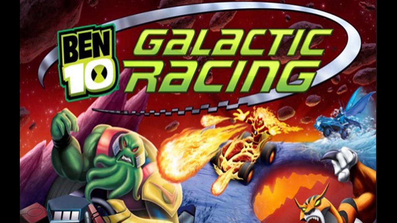 Ben 10: Galactic Racing Online PC