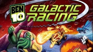 BEN10 Galactic Racing Wii - Divirta-se