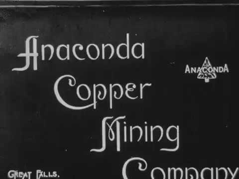 Anaconda Copper Mining Company: Copper Refineries
