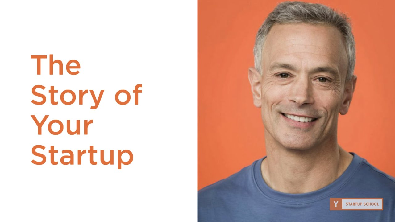 Geoff Ralston: The Story of Your Startup