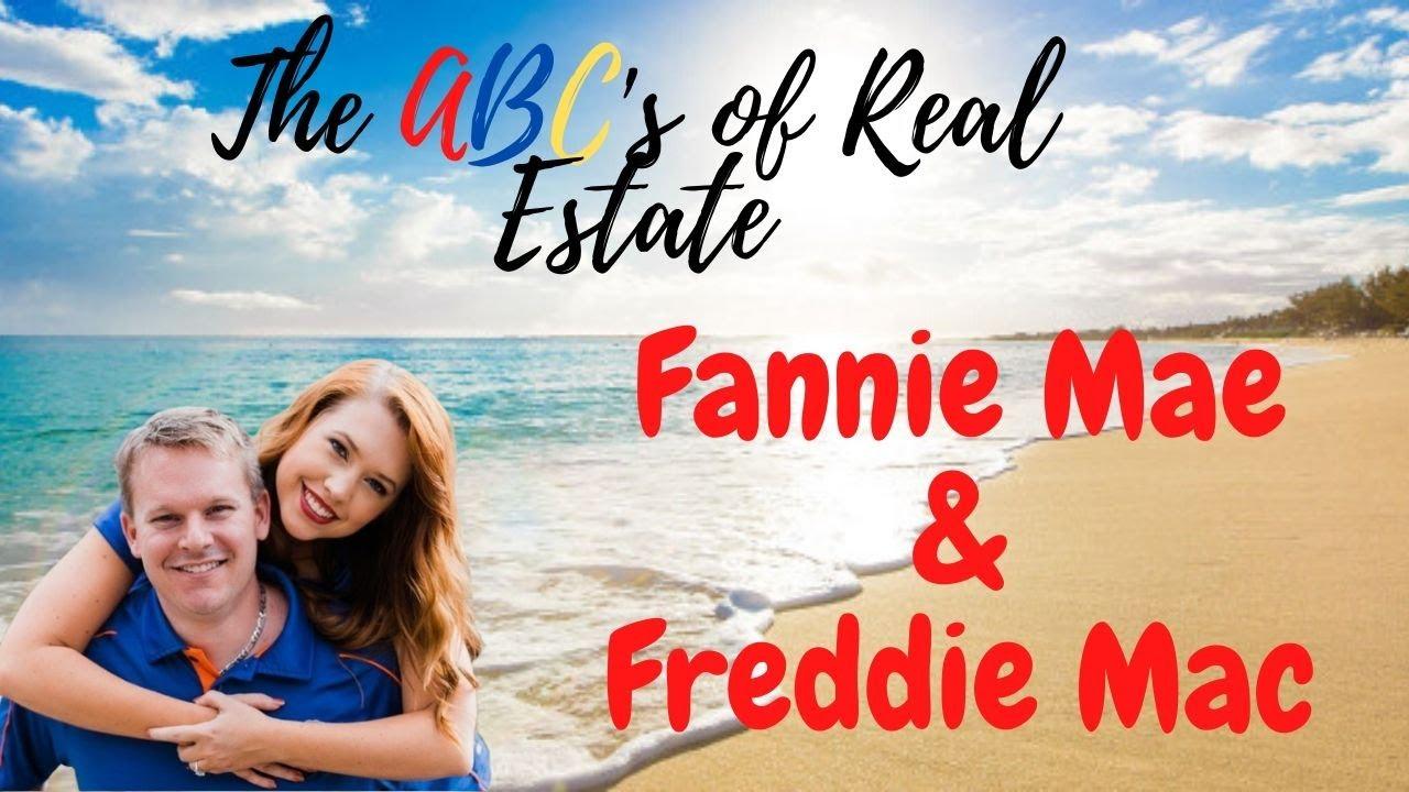 Fannie and Freddie who?????