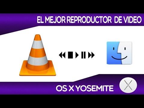 VLC el Mejor Reproductor de Video en Cualquier Formato Gratis para Mac en Español