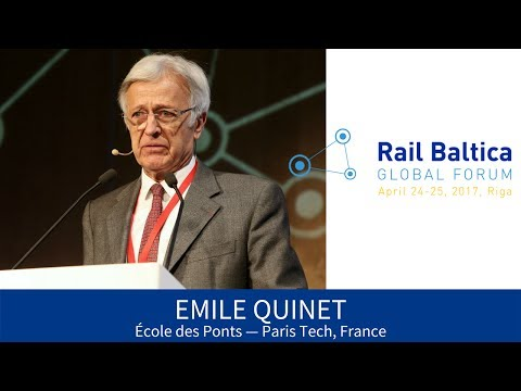 E. Quinet. Transport Infrastructure Impact on Economy: the international experience | RBGF 2017