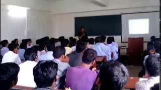 Nikhil Sakhare seminar video,Pune. must watch!!!