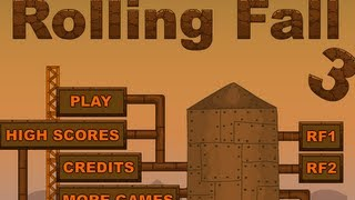 rolling fall 3 - Game Show