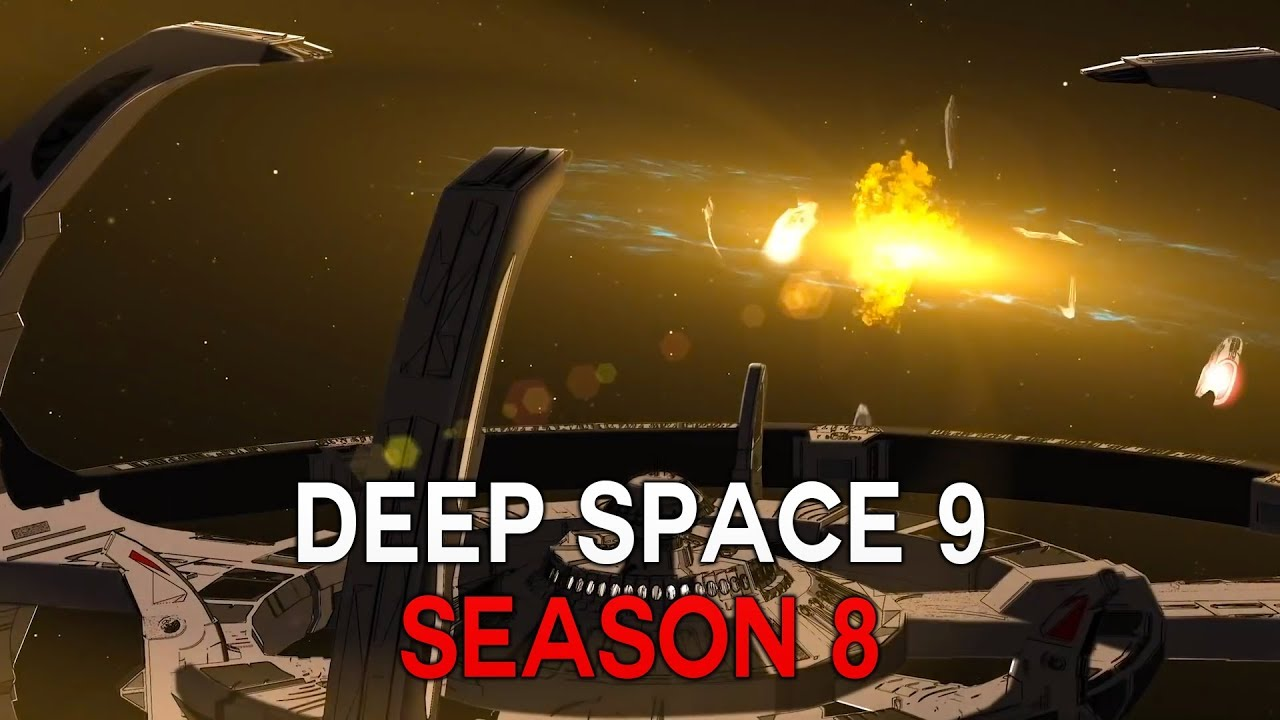 Download Star Trek: DS9 - Season 8 - Episode 1 (DS9 Documentary)
