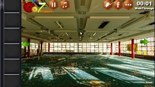 Escape Abandoned Shopping Centre walkthrough Escape007Games.