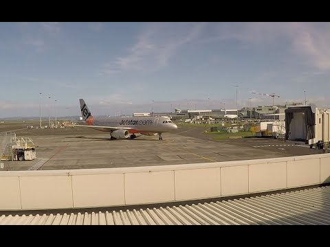 FLIGHT REPORT | Auckland-Christchurch | Jetstar Airways (Economy) | Airbus A320-200