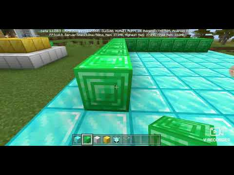 Как построить маяк в майнкрафте (Minecraft)