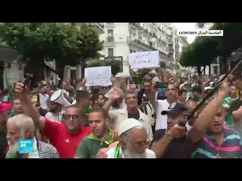 هل تنجح أوامر الجيش بكبح جماح الاحتجاجات الحاشدة؟..ترقب في الجزائر  - نشر قبل 58 دقيقة