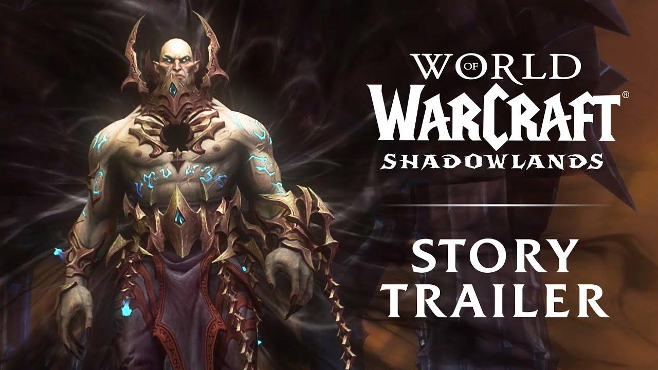Shadowlands: Story Trailer