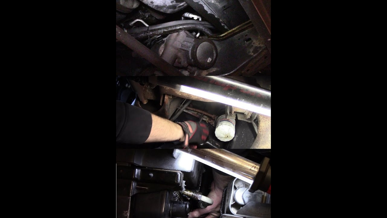 98 chevy 2500 leaking oil diagnose oil leaks and replace oil 98 chevy 2500 leaking oil diagnose oil leaks and replace oil cooler lines sciox Choice Image