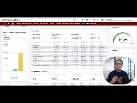 DEMO: NetSuite for Small Business | Overview and Pricing thumbnail