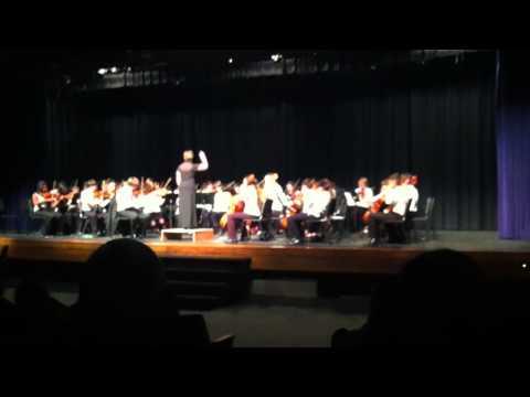 Berkley MIddle School Orchestra Spring Concert