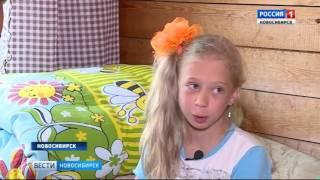 Маша Ежова, 9 лет, синдром Шерешевского – Тернера, (генетическая аномальная низкорослость),