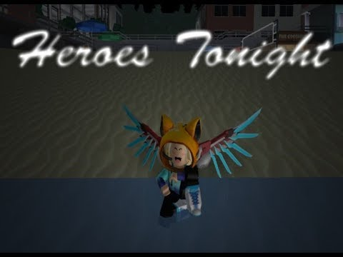 Heroes Tonight Roblox Roblox Music Video Youtube