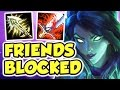 FRIENDS BLOCKED ME AFTER THIS GAME PART 2   RIP HEADPHONE USERS   WORST VAYNE WORLD   Nightblue3