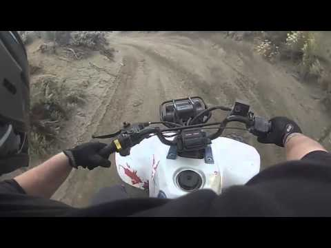 Quick ATV ride in Cold Springs (Reno), NV