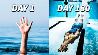 How I Went Fŗom Crappy Swimmer to Swimming 10km
