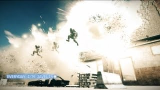 One of ChaBoyyHD's most viewed videos: Battlefield 3 - Everyday I'm Javelin