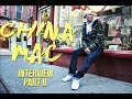 China Mac On Meeting Wu Tang's ODB In Jail, Collaborating W/ Young M.A. on 'Movie In The Making'